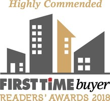 logo for best first time buyer award